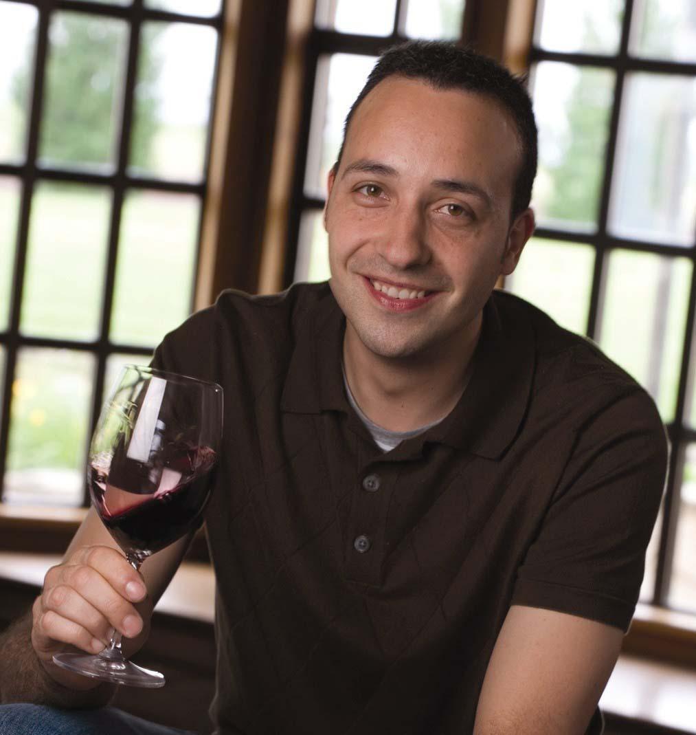 Juan Muñoz-Oca winemaker