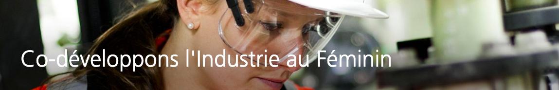 Industrie au féminin - Fanvoice